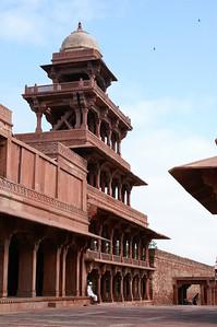 Fatehpur Sikri - Panch Mahal