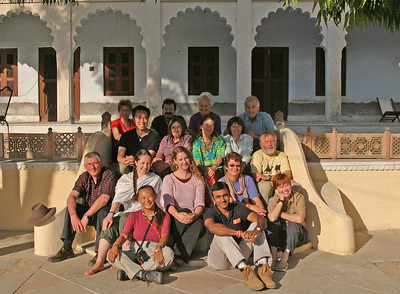 The whole group @ Jojawar