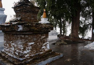 Guru Rinpoche's stupa