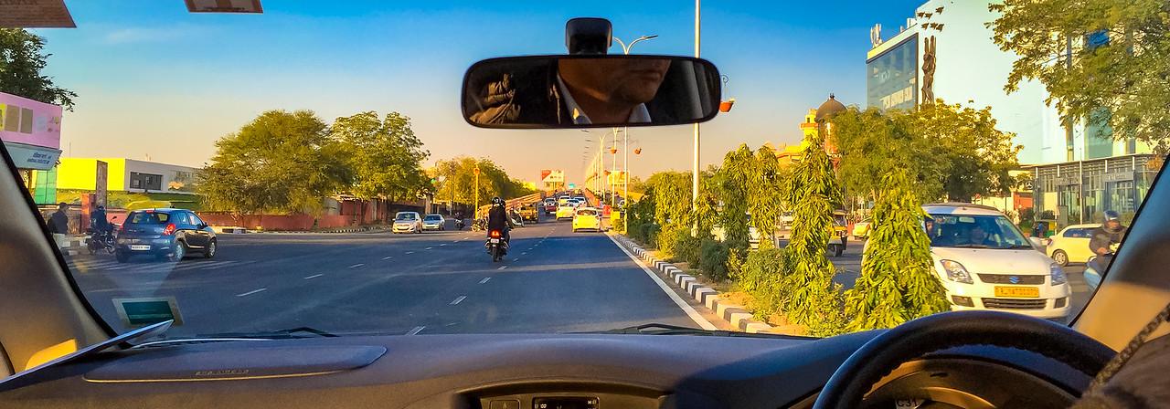 Malviya Nagar Road