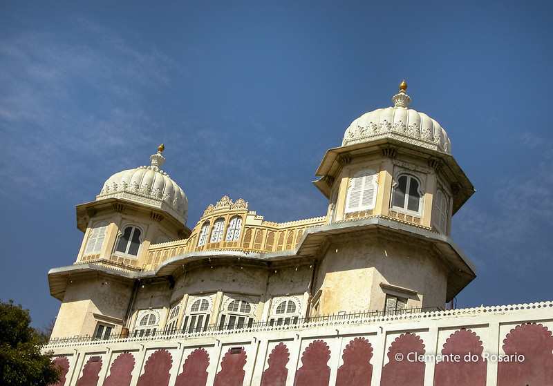 City Palace, Udaipur,Rajasthan, India