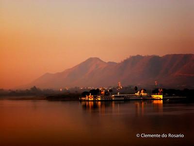 Jag Mandir Palace,Pichola Lake,Udaipur, Rajasthan, Indai