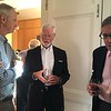 Tom Hayes, David Warren, John Wheeler