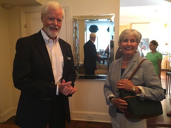 David Warren, Ellen Warren