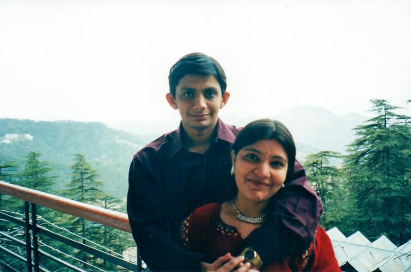 Hotel at Shimla