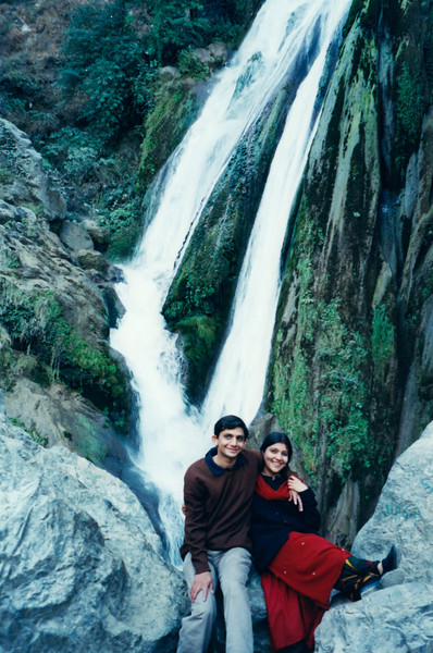 At Kempty Falls (Mussoorie)
