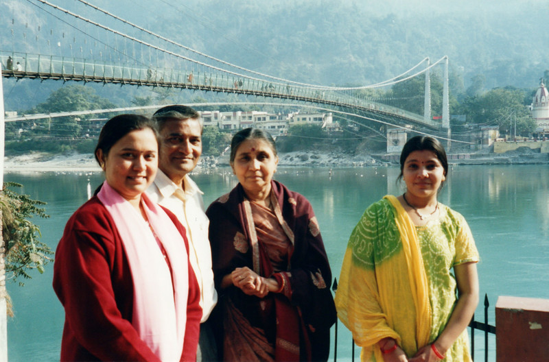 At Rishikesh