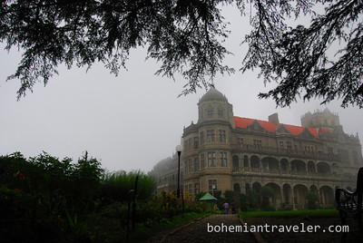 The former Viceregal Lodge of Shimla.
