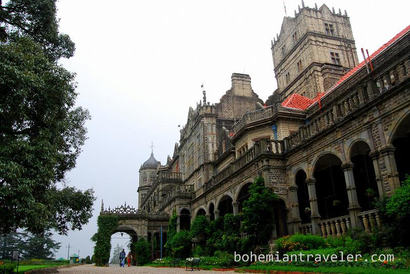 The former Viceregal Lodge of Shimla.