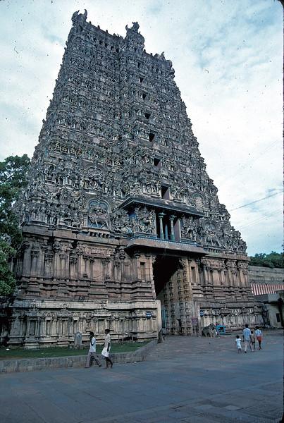 Tamil Temples