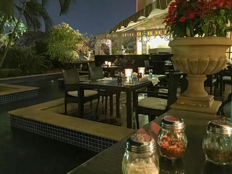 Dinner Time - Taj Krishna