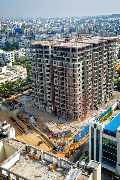 Hyderabad Construction