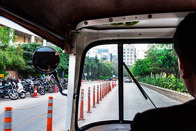 Autorickshaw Ride