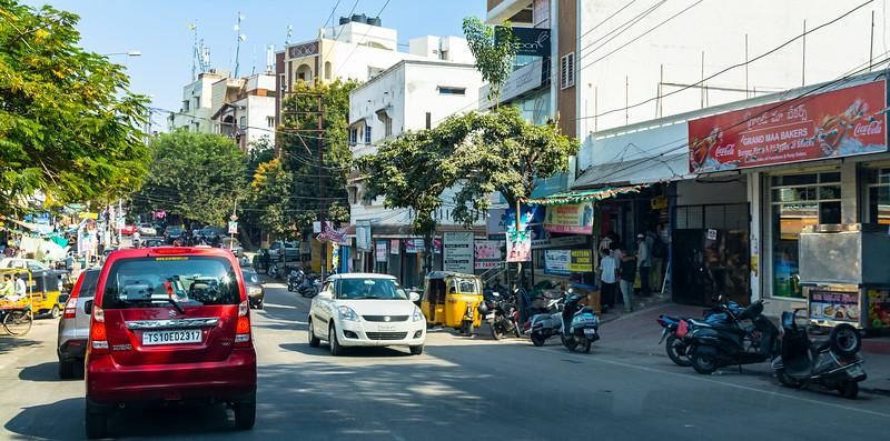 Road Number 10, Hyderabad, India