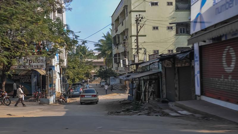 Hyderabad-Vijayawada Highway