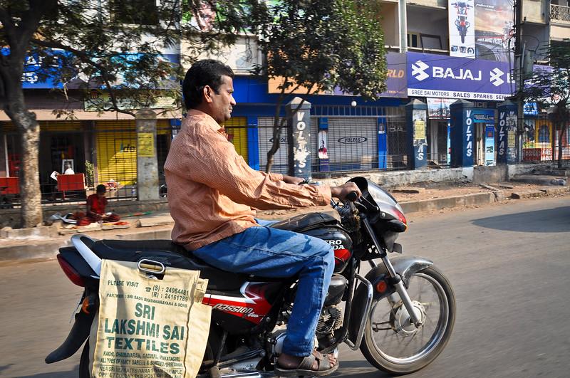 Malakpet, Hyderabad, India