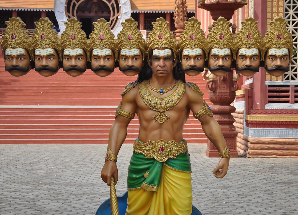 Demon King Ravana