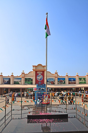 Republic Day display