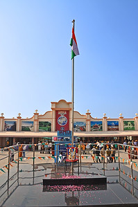 Republic Day display