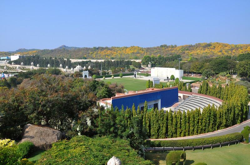 View from Ramaji Hawa Mahal