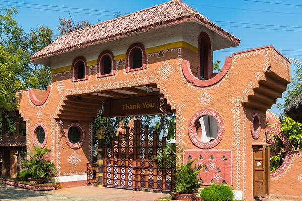Shilparamam Gate