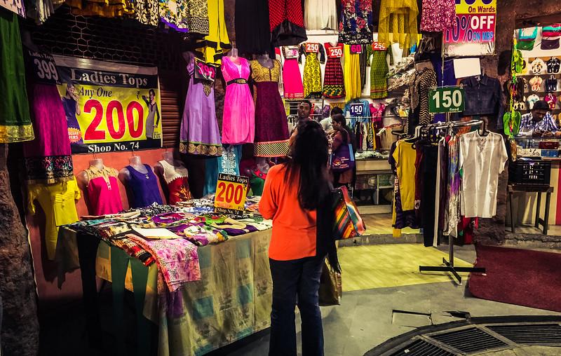 Shilparamam Night Bazar