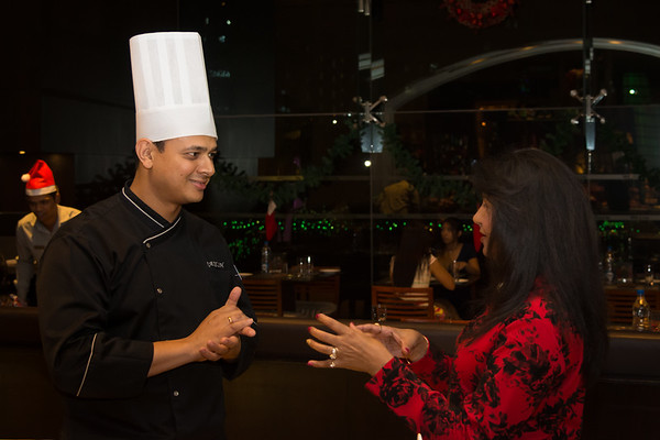 Executive Chef Rakesh Singh