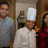 Dhiraj, Mukesh and Geeta