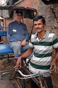 The Rickshaw Driver