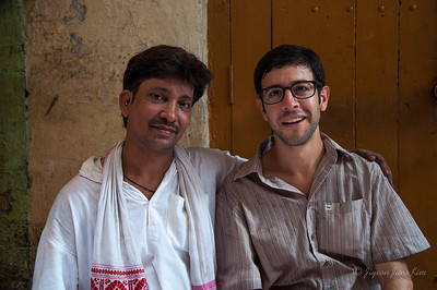 Chai maker and Stephen