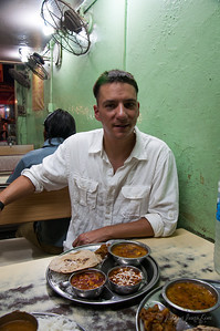 Thali for dinner