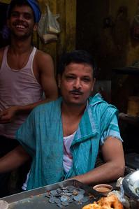 Local restaurant vendor