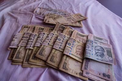 If I was a rich man - nå, det føles nu sådan her i Indien med de lave priser de har.