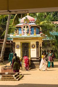 Det lokale tempel, Janardhana.
