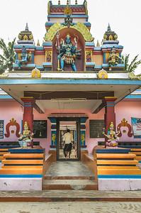 Endnu et tempel - dem er der mange af her i nabolaget