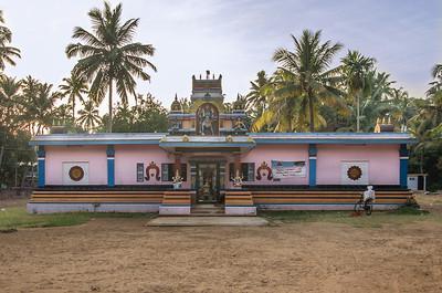 Villa i lokalområdet - nej, det lokale tempel
