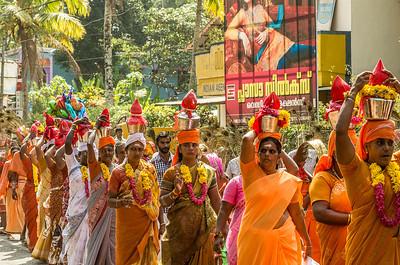 En af processionerne