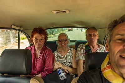 På vej til Murunga festival