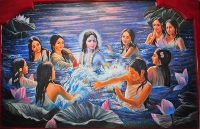 Woodland's Hotel Paintings, Chennai