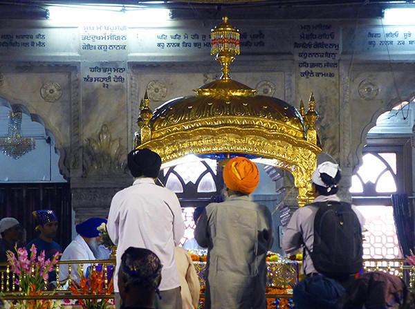 Sisganj Gurdwara, Delhi
