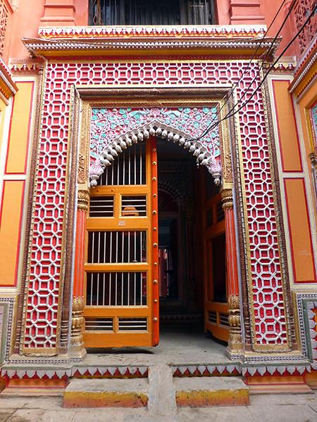 Colorful Door (Varanasi)