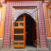 Colorful Door (Varanasi)
