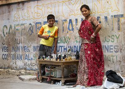 Udaipur Street Vendors