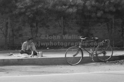 bloke & bike