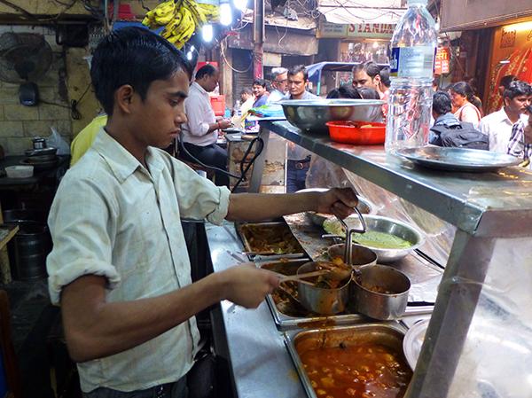 Paranthewale, Delhi