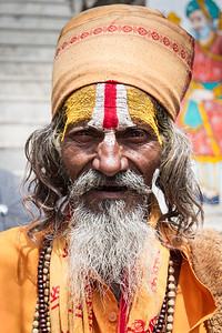 Udaipur Holy Man II