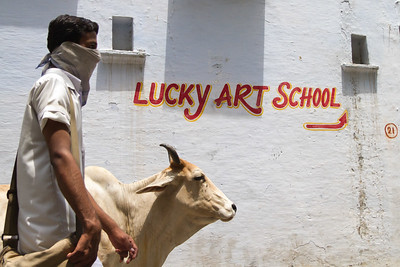 The Lucky Art School