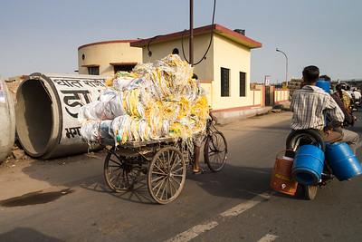 Street Scene, Agra