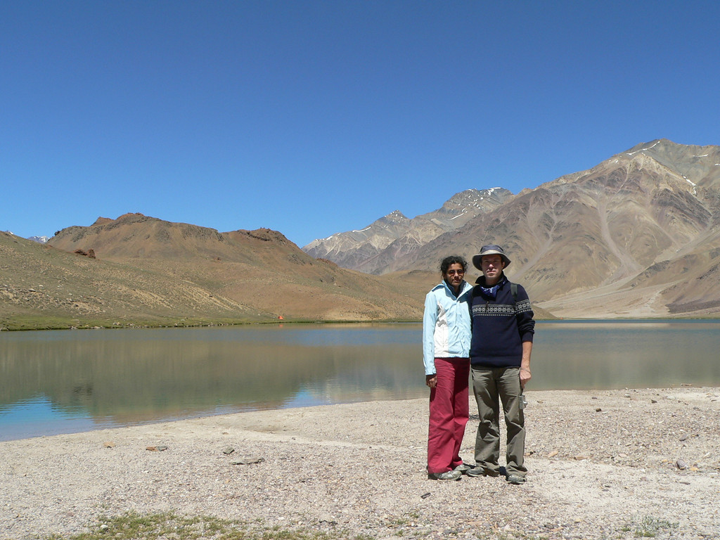 Lake Chandratal (4270 m)