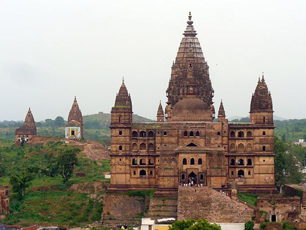 Orchha, India